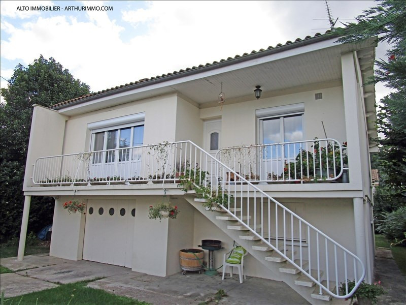 Vente maison / villa Le passage 176 550€ - Photo 2