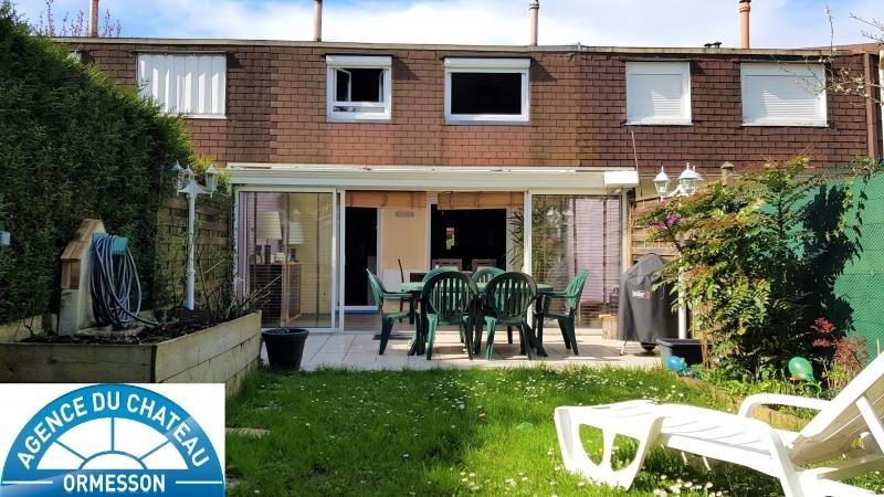 Vente maison / villa La queue en brie 307000€ - Photo 1