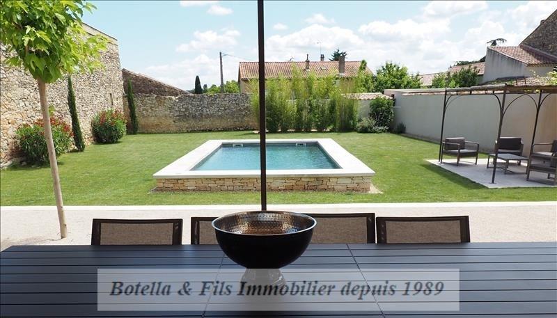 Deluxe sale house / villa Uzes 420000€ - Picture 1