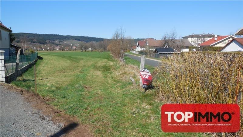 Vente terrain Anould 34000€ - Photo 3