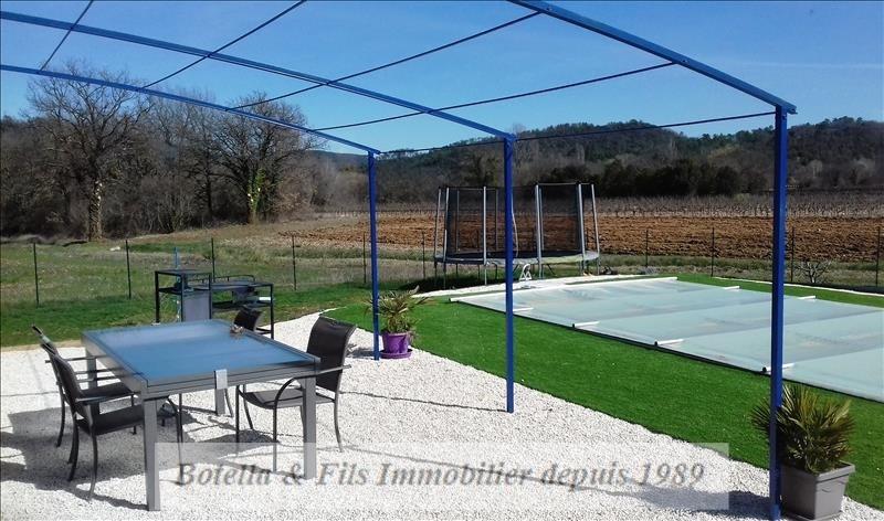 Sale house / villa Goudargues 282000€ - Picture 6