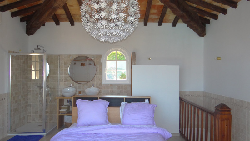 Vacation rental house / villa Cavalaire sur mer 3 500€ - Picture 31