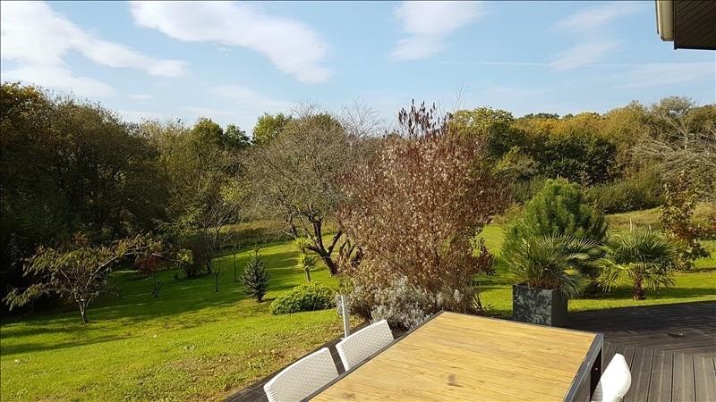 Vente de prestige maison / villa Arbonne 608000€ - Photo 1