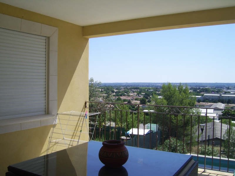 Investment property house / villa Nimes 311000€ - Picture 6