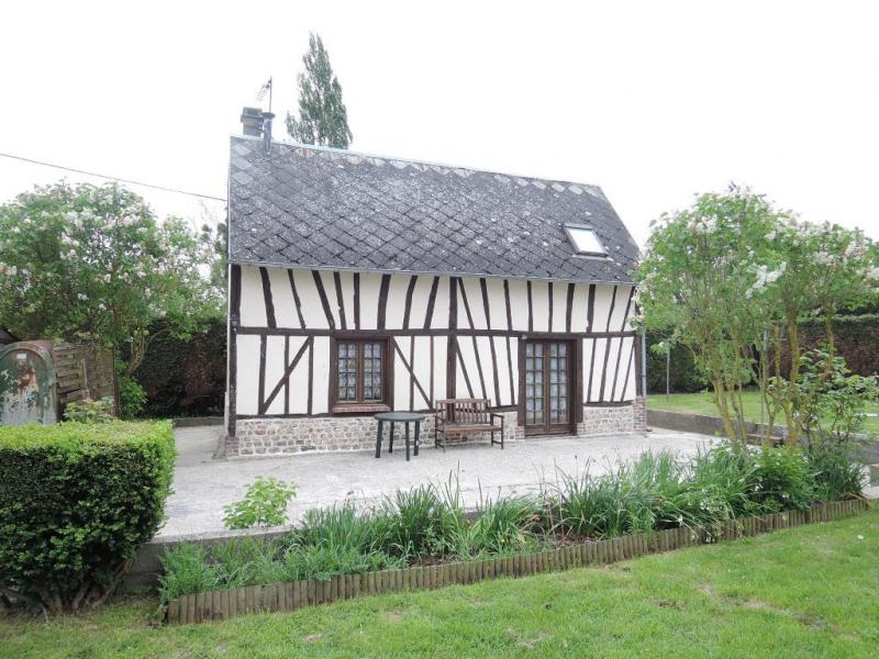 Vente maison / villa Pont audemer 97500€ - Photo 1