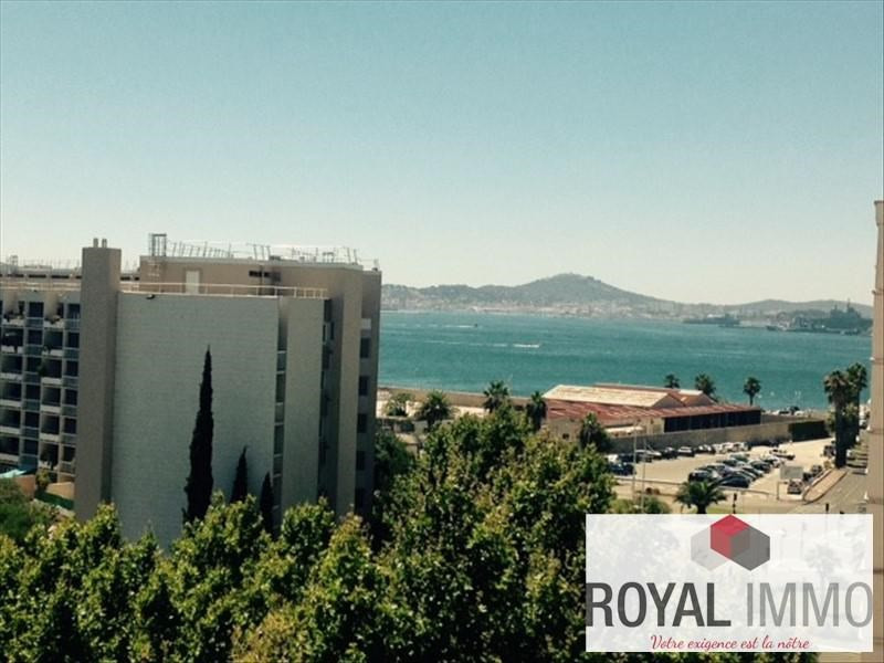 Sale apartment Toulon 190 800€ - Picture 1