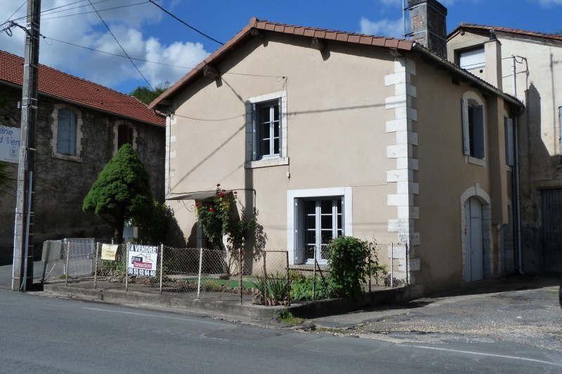 Vente maison / villa Brantome 143900€ - Photo 1