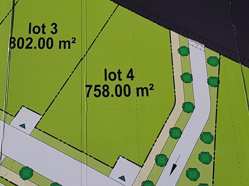 Vente terrain Orthez 45000€ - Photo 1