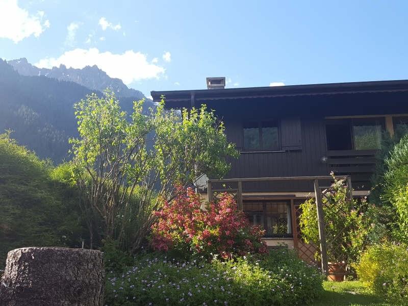 Deluxe sale house / villa Chamonix mont blanc 647000€ - Picture 1