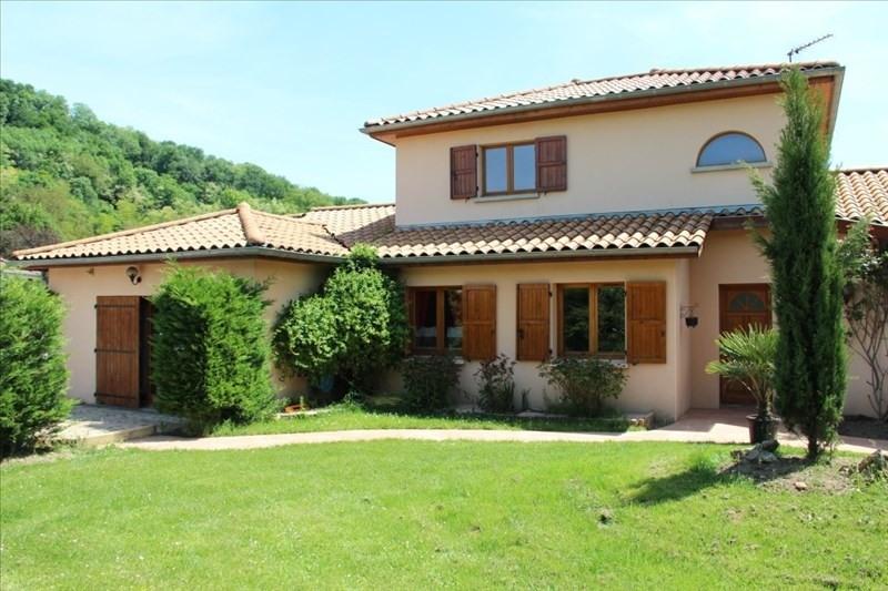 Sale house / villa Bourgoin jallieu 370000€ - Picture 1