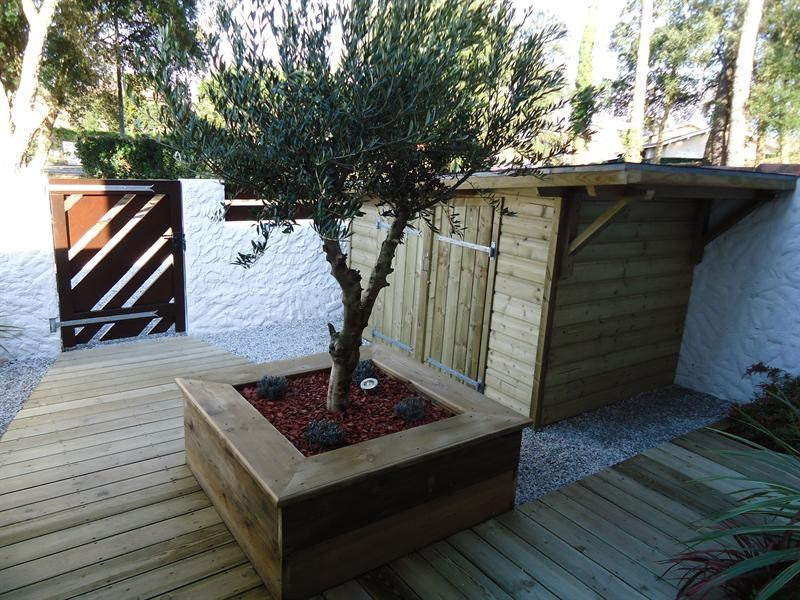 Location vacances maison / villa Capbreton 570€ - Photo 11