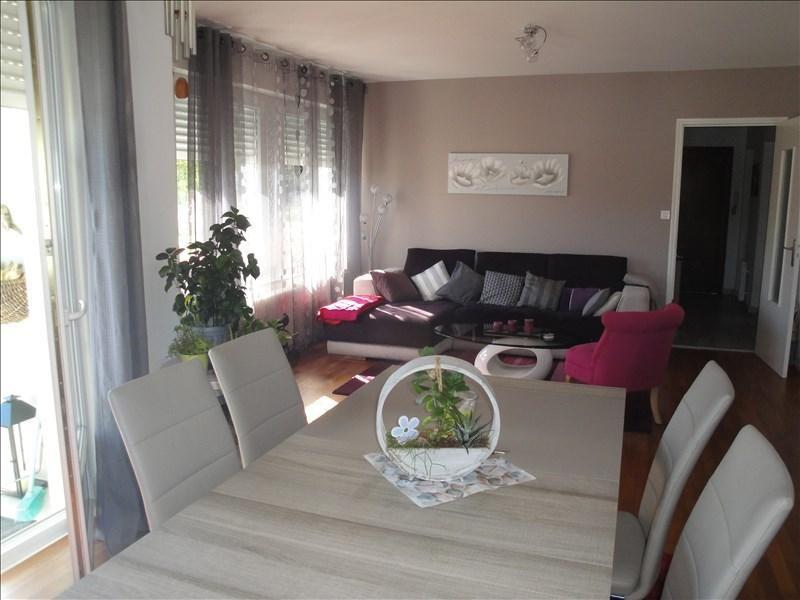 Verkoop  appartement Montbeliard 144000€ - Foto 4