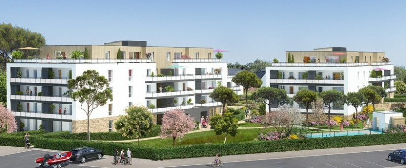 Blue baie programme immobilier neuf arzon propos for Promoteur immobilier neuf