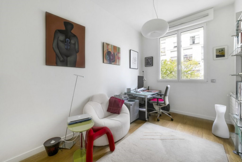 Vente de prestige appartement Boulogne-billancourt 750 000€ - Photo 6