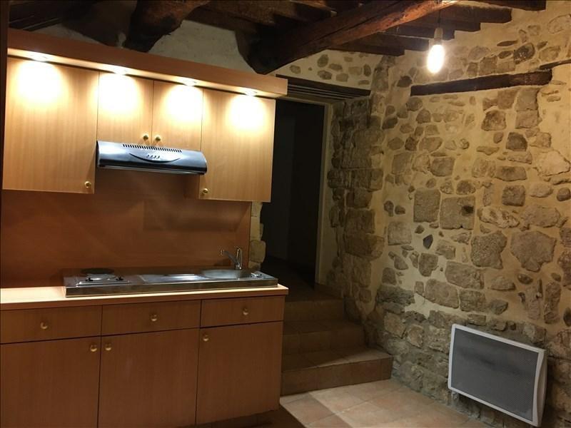 Rental apartment Pertuis 450€ CC - Picture 2