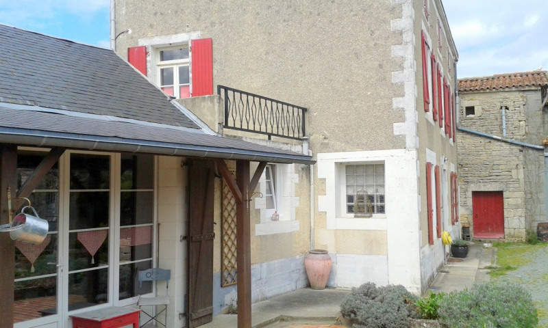 Vente maison / villa Aigre 142 000€ - Photo 26