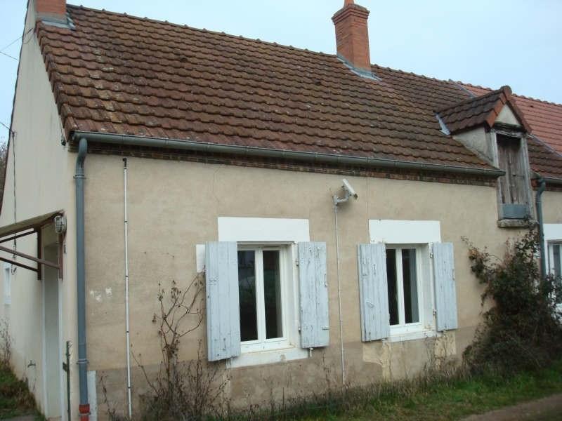 Location maison / villa St parize le chatel 460€ CC - Photo 8