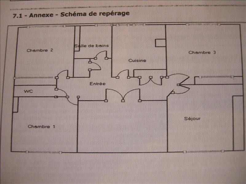 Vente appartement Lisieux 118500€ - Photo 5