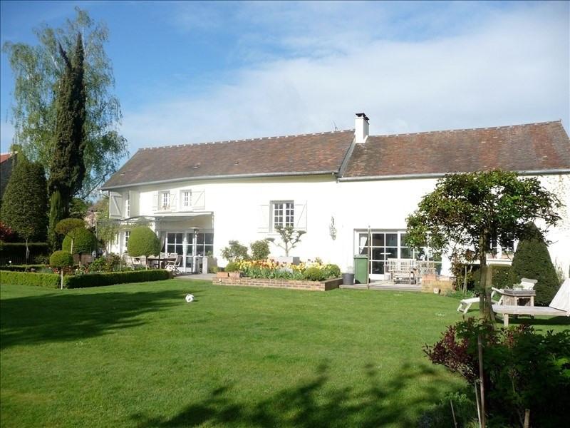 Deluxe sale house / villa Feucherolles 1250000€ - Picture 1