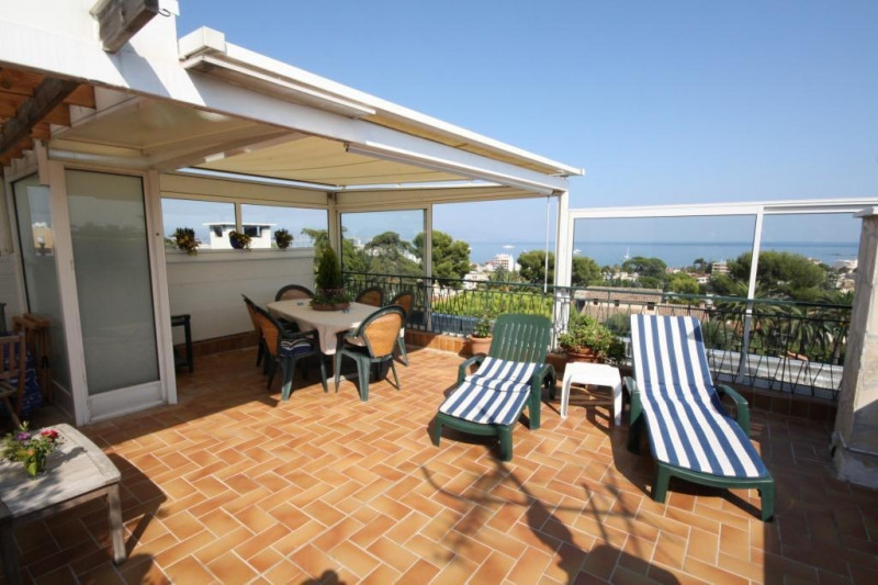 Sale apartment Juan les pins 950 000€ - Picture 2