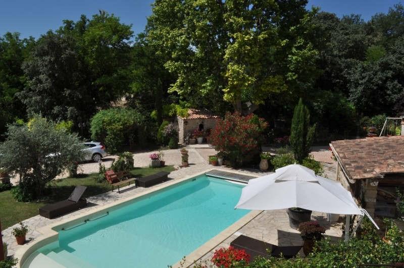 Verkoop van prestige  huis Chateauneuf de gadagne 1567000€ - Foto 2