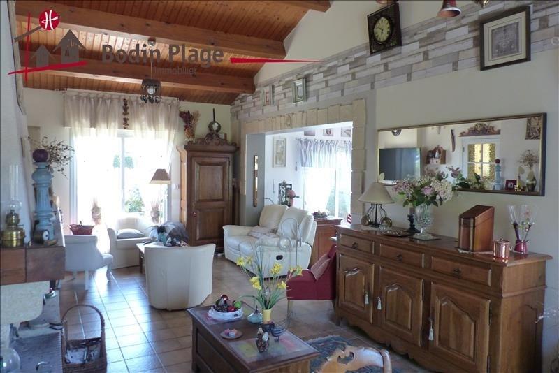 Sale house / villa St brevin les pins 407550€ - Picture 3