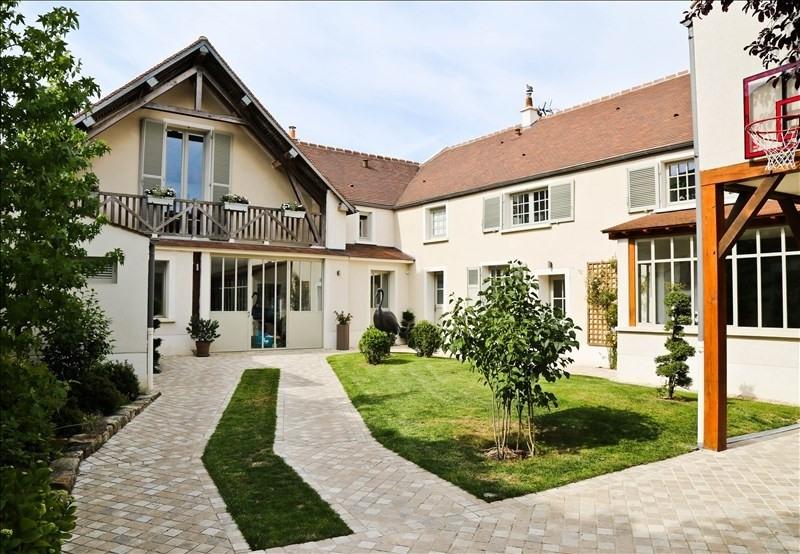 Vente de prestige maison / villa Fontenay tresigny 738000€ - Photo 1