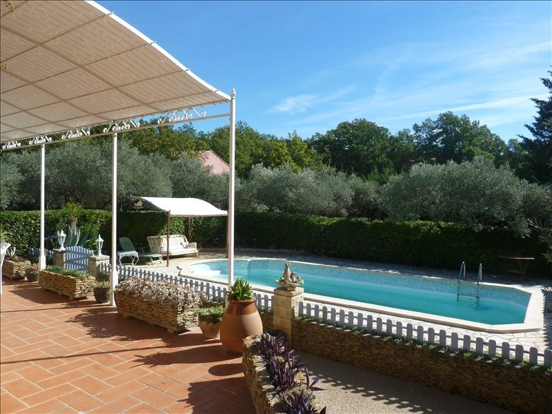 Sale house / villa Seillons source d argens 460 000€ - Picture 2