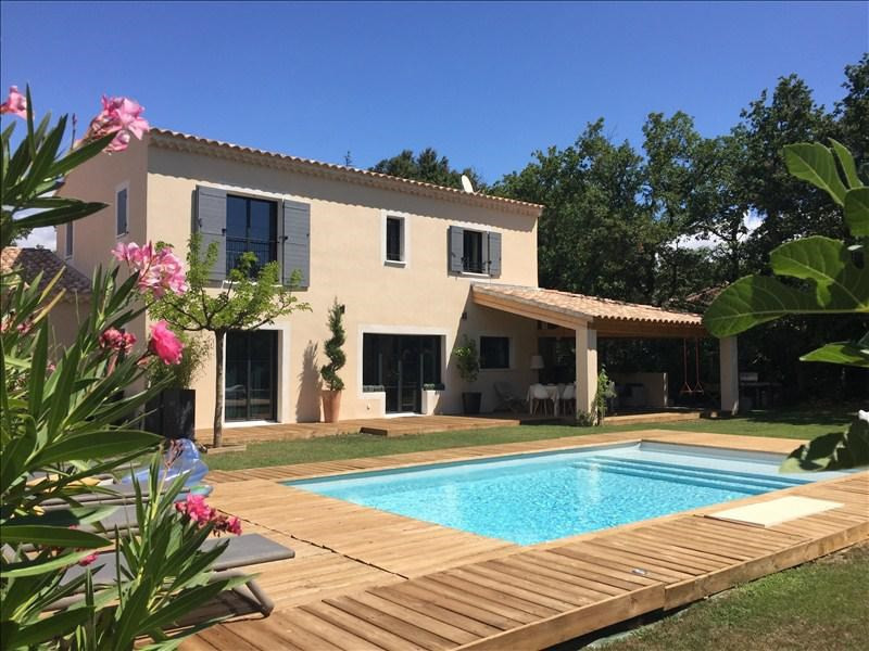 Vente de prestige maison / villa Carpentras 699 000€ - Photo 1