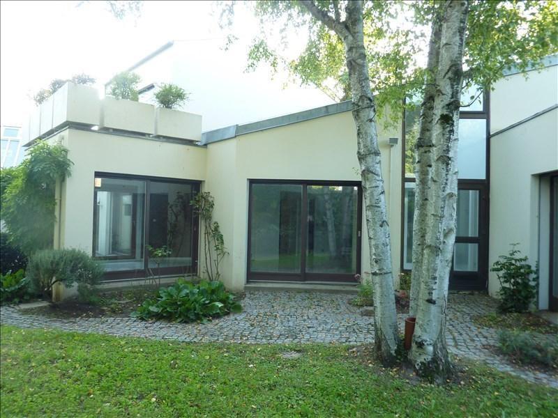 Vente maison / villa Bondoufle 585000€ - Photo 1