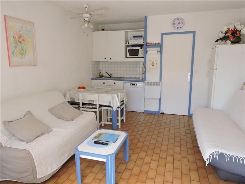 Vente appartement La grande motte 137000€ - Photo 1
