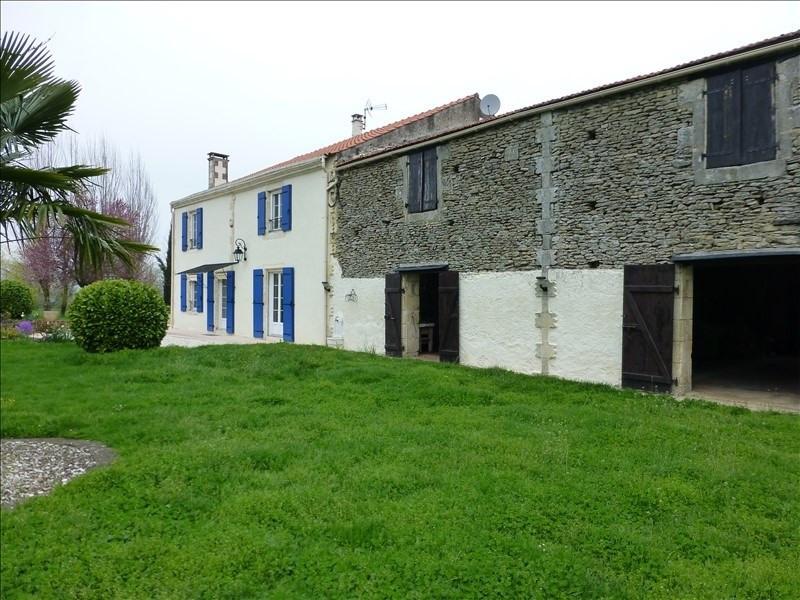 Vente maison / villa Surgeres 344850€ - Photo 1