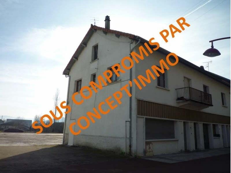 Vendita casa Culoz 87000€ - Fotografia 1