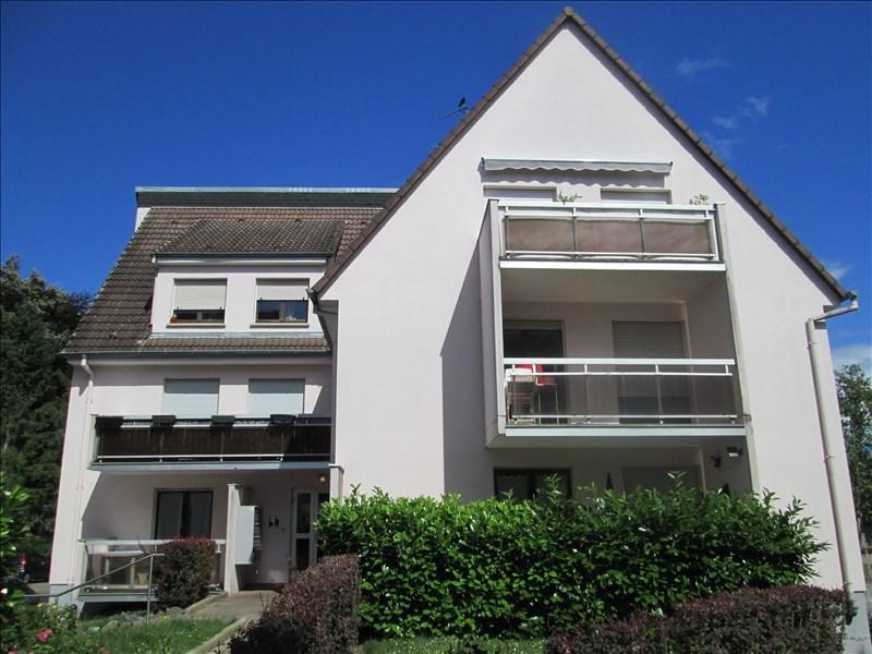Verkauf wohnung Strasbourg 82000€ - Fotografie 1