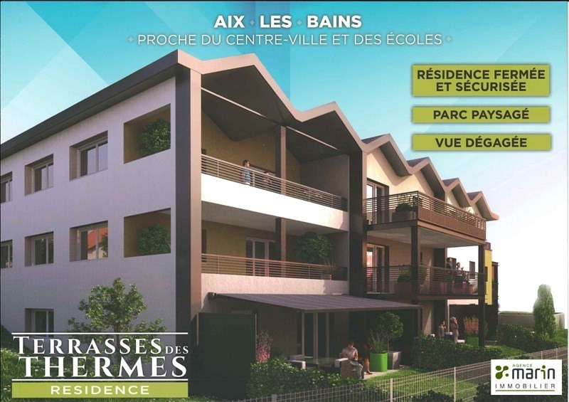 Venta  apartamento Aix les bains 232300€ - Fotografía 1