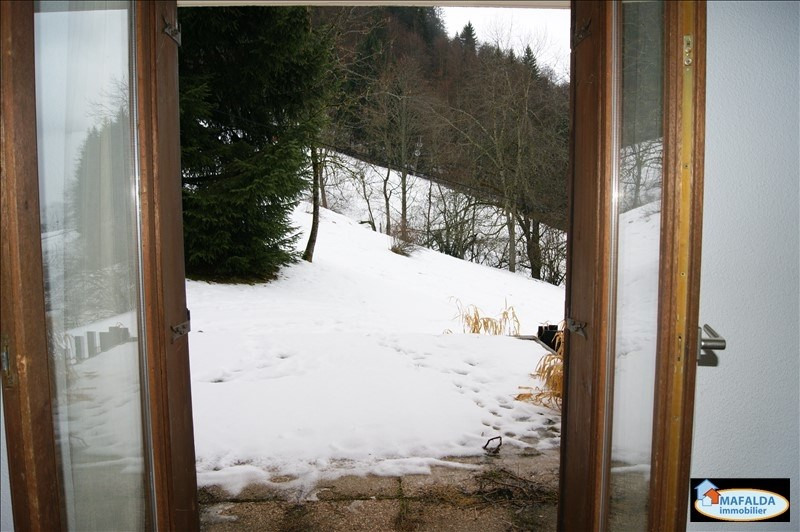 Rental apartment Mont saxonnex 480€ CC - Picture 6