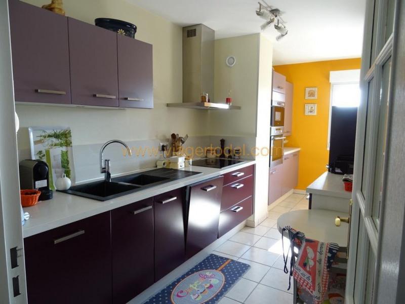 Vendita nell' vitalizio di vita appartamento Pont-à-mousson 49500€ - Fotografia 4