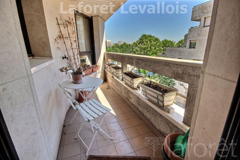 Vente appartement Levallois perret 483 000€ - Photo 1