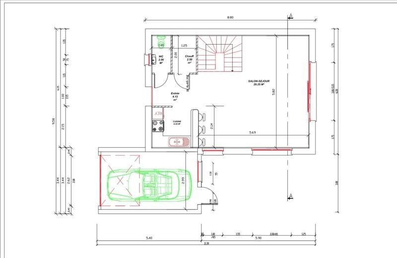 Venta  casa Sundhouse 210000€ - Fotografía 2