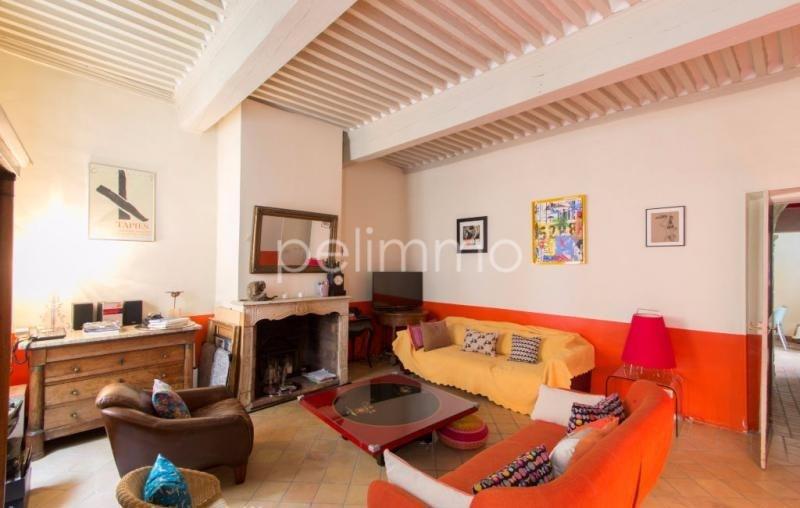 Sale house / villa Lambesc 345000€ - Picture 1