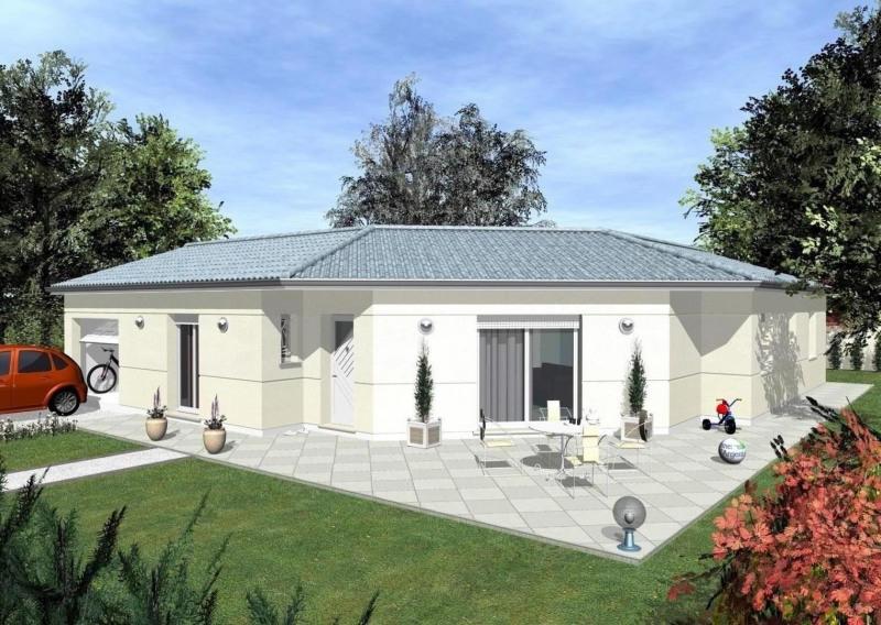 Maison  4 pièces + Terrain 800 m² Ychoux par Les demeures de la côte d'Argent