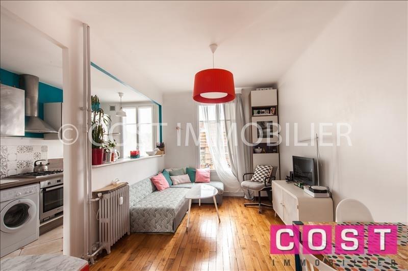 Sale apartment Courbevoie 375000€ - Picture 1