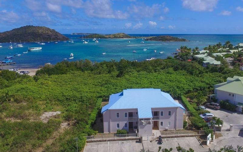 Deluxe sale apartment St martin 350 000€ - Picture 2