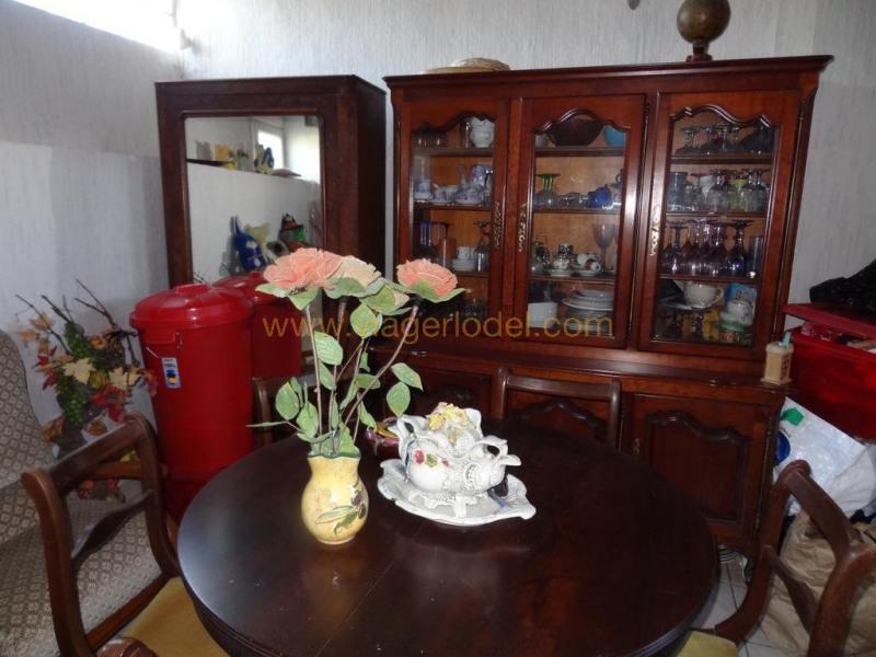 Vitalicio  casa Aspiran 70000€ - Fotografía 8