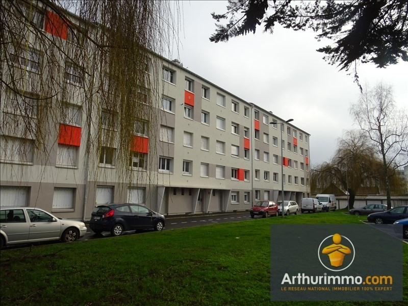 Sale apartment St brieuc 49200€ - Picture 1