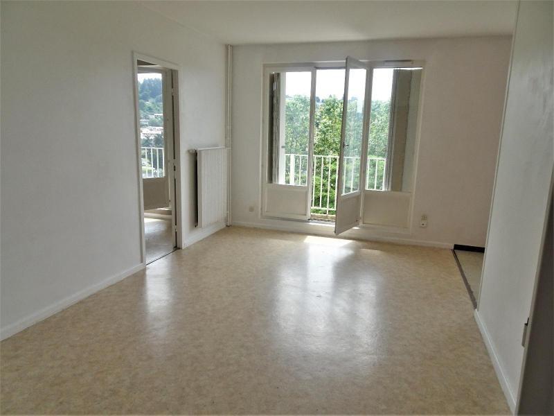 Location appartement Neuville sur saone 577€ CC - Photo 2