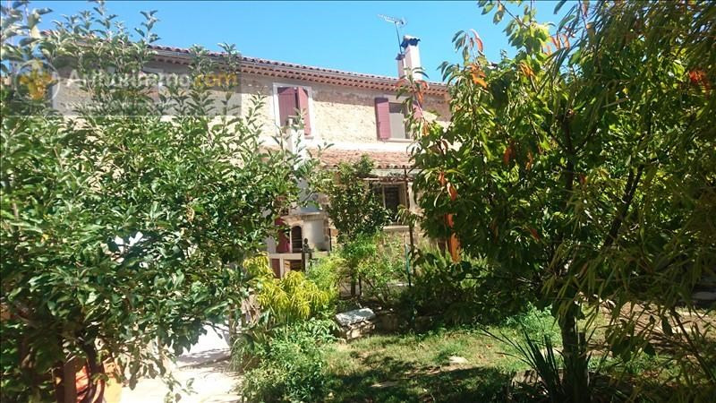 Vente maison / villa Rougiers 355 000€ - Photo 1