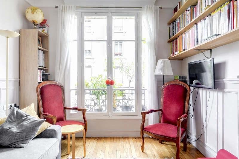 Vente appartement Paris 12ème 595000€ - Photo 1