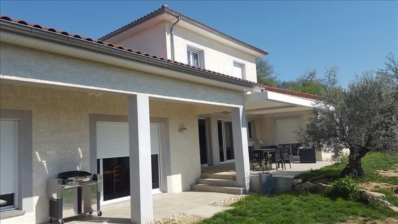Vente maison / villa Les cotes d arey 430000€ - Photo 2