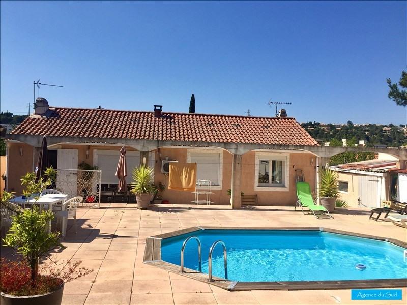 Vente maison / villa Carnoux en provence 440000€ - Photo 4